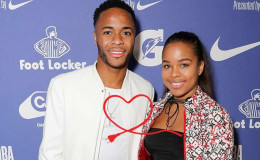 Manchester City Player Raheem Sterling's Delightful Relationship With His Girlfriend Paige; The Player Has Two Kids