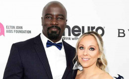 Congratulations!! Mike Colter And Wife Of Two Years Iva Colter Is Expecting Their Second Child