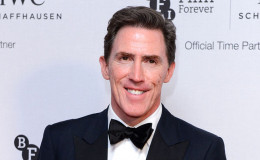 English Actor Rob Brydon Marriage Life At Glance; Father Of Five Children