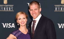 American Football Wide Receiver Jordy Nelson Is Married To Emily Nelson Since 2007; Father Of Two Sons And Adopted A Daughter