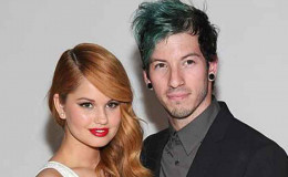 25 Years Hollywood Actress Debby Ryan Is Dating Musician Boyfriend, Josh Dun; Details Of Her Past Affairs And Dating Rumors