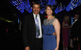 59 Years American Astrophysicist Neil Degrasse Tyson's Married Relation With Wife Alice Young For a Longtime; Has Two Children