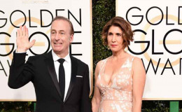 1.75 m Tall American Actor Bob Odenkirk Is In A Longtime Married Relationship With Wife Naomi; Shares Two Children