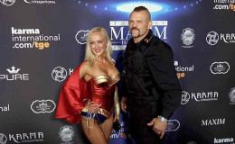 1.88 m Tall American Mixed Martial Artist Chuck Liddell's Married Relationship With Wife Heidi Northcott