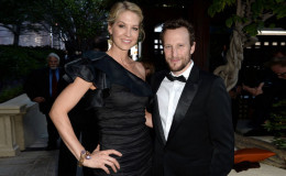 46 Years American Comedian Jenna Elfman Is In a Longtime Married Relationship With Husband Bodhi Elfam; Shares Two Children