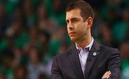 American Basketball Player Brad Stevens Is Married To Wife Tracy Wilhelmy Since 2003; Has Two Children