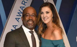 American Music Personality Darius Rucker Is In A Longtime Married Relationship With Wife Beth Leonard; Their Family Life And Children