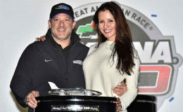 Tony Stewart's Longtime Girlfriend Pennelope Jimenez Is Now His Fiance Or They Are Already Married?