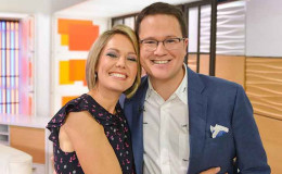 1.6 m Tall 37 Years American TV Personality Dylan Dreyer Has A Baby With Husband Brian Fichera; Married Since 2012