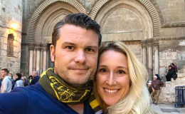 Pete Hegseth Is Living Happily With Girlfriend Jennifer Rauchet; Previously Married To Samantha Hegseth Meredith Schwarz