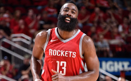 b410a3b505bc 1.96 m Tall American Basketballer James Harden s Married or He Is Dating a  Girlfriend  Know
