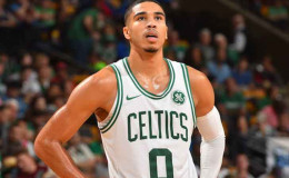 20 Years American Professional Baseballer Jayson Tatum Has a Son with Girlfriend Toriah Lachell