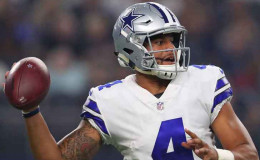 25 Years American Football Quarterback Dak Prescott Dating a Girlfriend or He Is Secretly married?