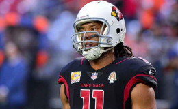 American Football Wide receiver Larry Fitzgerald's Has Two Children; Know About His Relationship And Rumor Affairs