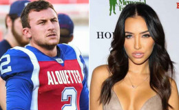 Bre Tiesi Married to Johnny Manziel and Living Happily Together,Know About Their Married Life and Relationship