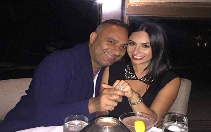 Comedian Russell Peters Engaged to his Girlfriend; Know