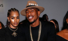 American Singer Teyana Taylor's Married Relationship With Partner Iman Shumpert And Her Past Affairs