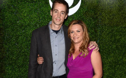 Hollywood Actor Sean Murray's Married Relationship With Carrie James and His Past Affairs