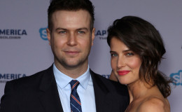 1.73 m Tall Canadian Model Cobie Smulders Has a Daughter With Her Husband Taran Killam; What About Her Affairs and Rumors?