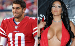 Is American Footballer Jimmy Garoppolo Dating a Girlfriend or He Is Secretly Married and Enjoying Life With His Wife?
