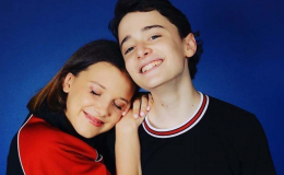 Hollywood's Cutest Pals Noah Schnapp and Millie Bobby Brown Rumored to be Dating: What's The Story Behind?