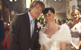 Death in Paradise star Kris Marshall Married His Girlfriend Hannah Dodkins in 2012; Know About His Family Life, Children and Career.