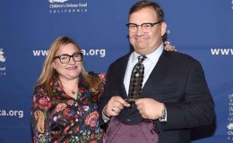 American Actor Andy Richter's Married Relationship With Sarah Thyre. Know Details About Their Children