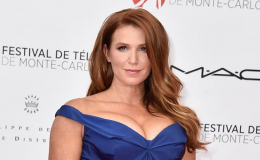 Australian-American actress Poppy Montgomery's Married with Shawn Sanford; Details of Her Family Life and Children