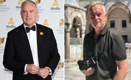 Amazing Weight Loss Secrets Of Huw Edwards; See The Results