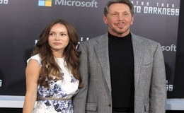 Is Nikita Kahn Getting Married To her Billionaire Boyfriend Larry Ellison?