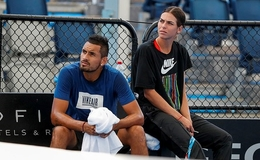 Is Nick Kyrgios Dating Anyone After Splitting From Long-Term Girlfriend Ajla Tomljanovic?
