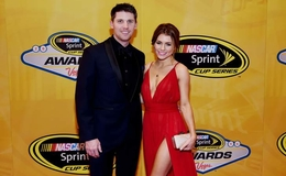It Was Love At First Sight For Daytona 500 Champ Denny Hamlin & His Baby Mama