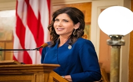 Kristi Noem's Net Worth; Governor Is Richer Than You Think