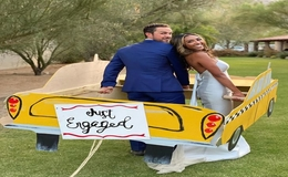 Bachelor Alum Tayshia Adams Engaged To Boyfriend Zac Clark After Divorcing Husband Josh Bourelle