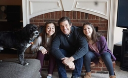 Newsmax Anchor Bob Sellers & Wife Anna Del Prado Sellers Share Twin Daughters