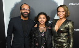 Actor Jeffrey Wright & Divorced Wife Carmen Ejogo Co-parent Two Kids - Is Wright Dating Anyone Today?