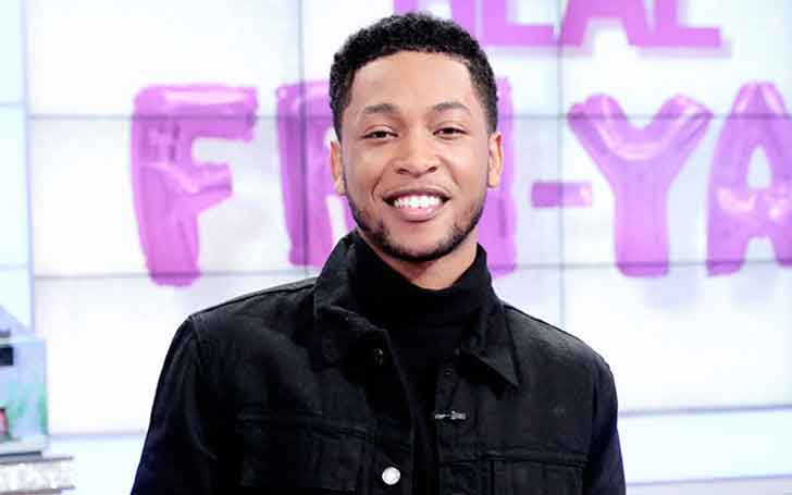 American Singer-Turned-Actor Jacob Latimore Dating Anyone? His Girlfriend And Affair