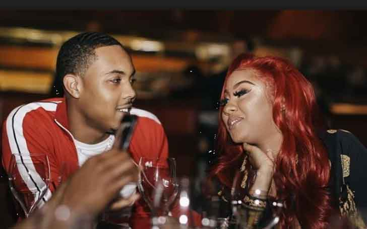 22 Years American Rapper G Herbo Shares A Baby With His Partner Ariana Fletcher; His Girlfriend Accused Him Of Cheating
