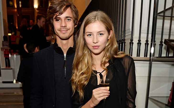 24 Years English Actress Hermione Corfield Presently Dating Boyfriend Andreas Shaw Or Just Rumors; Details On Her Current Relationship Status