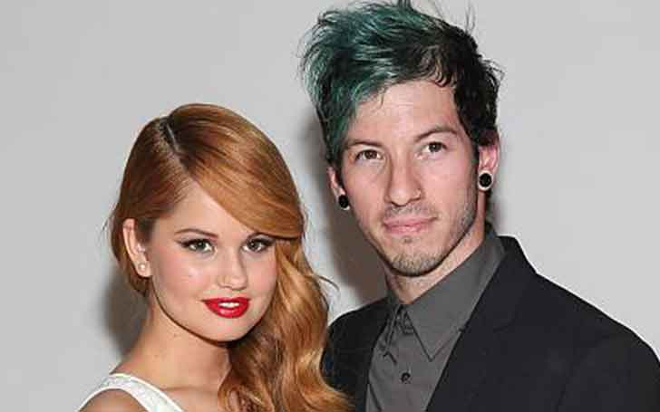 25 Years Hollywood Actress Debby Ryan Is Dating Musician Boyfriend Josh Dun Details Of
