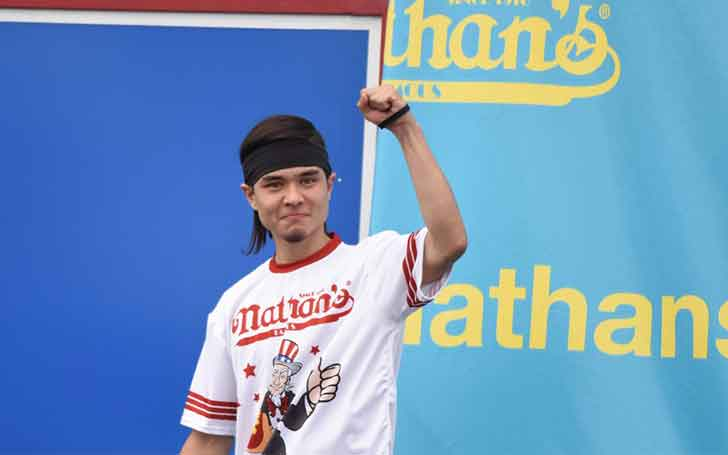26 Years Amerian Competitive Eater Matt Stonie's Girlfriend; His Affairs And Dating Rumors