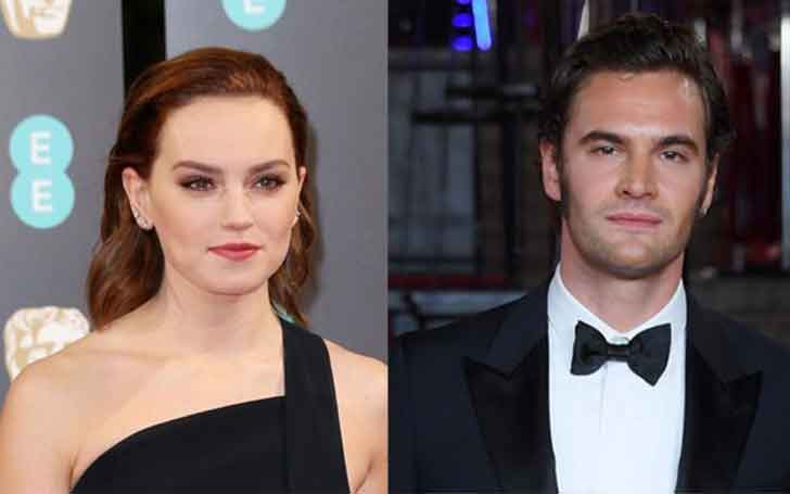 26 Years English Actress Daisy Ridley Presently Dating Boyfriend Tom Bateman; Her Past Affairs And Rumors