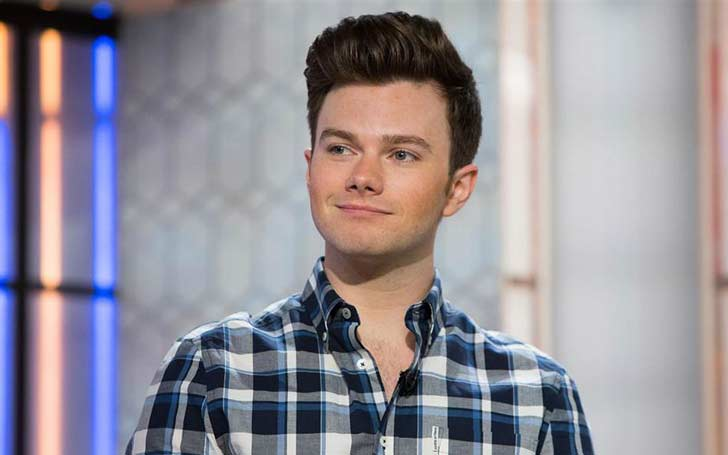 27 Years Young Gay Actor Chris Colfer Dating An Actor; Was Previously Dating Her Glee Co-Star