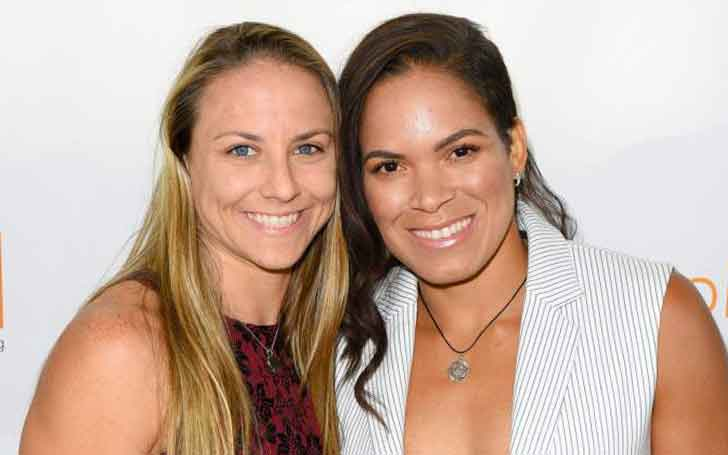 30 Years Mixed Lesbian Martial Artist Amanda Nunes Is In A Relationship with Girlfriend Nina Ansaroff; Planning To Get Married Soon And Have Children