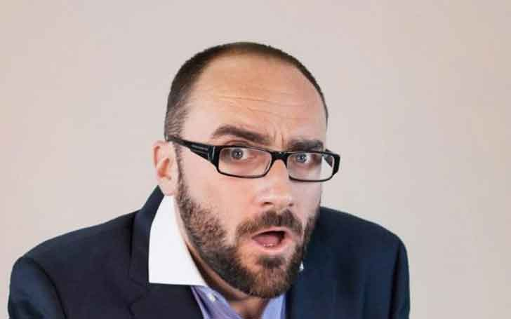 32 Years American Public Speaker Michael Stevens' Married Relationship With Wife Marnie Stevens
