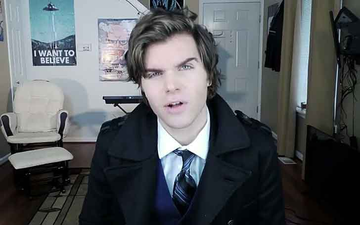 32 Years American YouTuber Onision Married Twice, Is In a Relationship With Wife Taylor Anderson; His Family Life And Kids