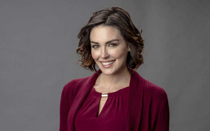 34 Years American Actress Taylor Cole's Marital Relationship With Boyfriend Turned Husband Kevin Simshauser; Tied The Knot In An Extravagant Wedding