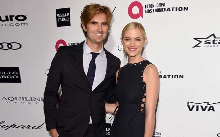 34 Years Hollywood Actress Emily Wickersham's Married Life With Husband Blake Anderson