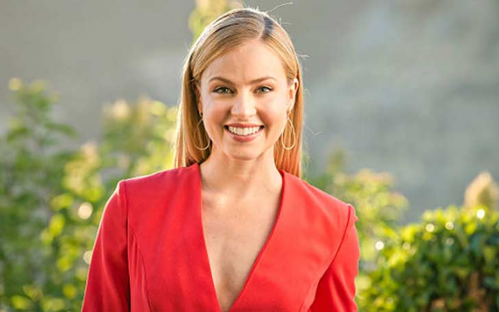 39 Years American Actress Amanda Schull's Married Relationship With Husband George Wilson; How Did The Couple First Met?