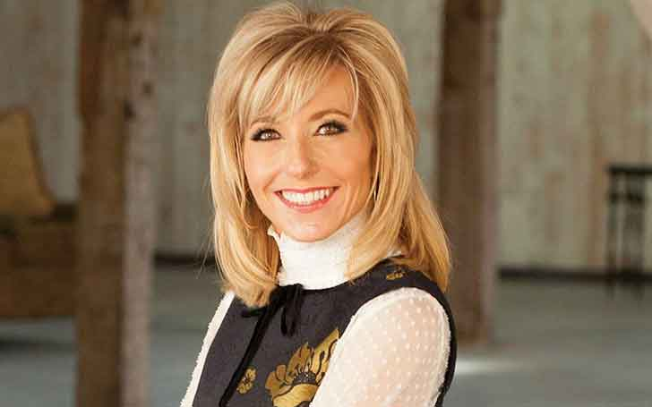 40 Years Went And Plenty More To Go; American Evangelist Beth Moore Marriage Life With Husband Since 1978